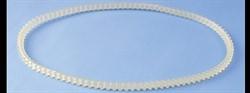 Ремень для бытовых швейных машин  зубчатый двухсторонний 131 мм  - фото 100066