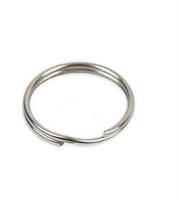 """Кольцо """"пружинка"""" для ключей и брелоков d 17 мм  1 шт. - фото 100577"""
