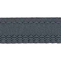 Лента брючная 17 мм  темно-синяя 1 м  - фото 37648