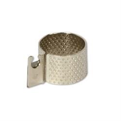 Наперсток-кольцо  металлический - фото 38222