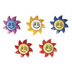 Пуговицы детские 'GAMMA' AY 9902   32 ' ( 20 мм)  1 шт - фото 39641