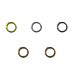 Кольцо для бус 2 мм никель (уп. 50 шт) - фото 43709