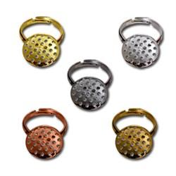 Заготовки для кольца 1 шт - фото 57467