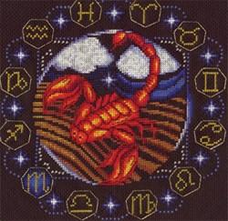 'Знаки Зодиака. Скорпион'  'PANNA' ЗН-0929  - фото 59511
