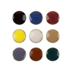 Пуговицы рубашечные/блузочные   ( 10 мм)  1 шт - фото 60194
