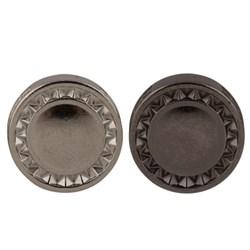 Пуговицы металлические    24 ' ( 15 мм)  1 шт - фото 60358
