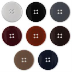 Пуговицы пальтовые/шубные OXG 0011   44 ' ( 28 мм)  1шт - фото 60833