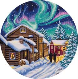 'Северная зима'   'PANNA' ПС-1977 - фото 63610