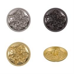 Пуговицы металлические  36 ' ( 23 мм)  1 шт - фото 65572