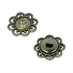 Кнопки пришивные KLG-18   металл   'Gamma'  d 18 мм   шт. - фото 65602