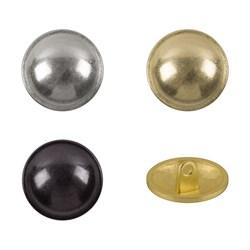 Пуговицы металлические   32 ' ( 20 мм)  1 шт - фото 67805