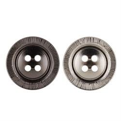 Пуговицы металлические  32 ' ( 20 мм)  1 шт - фото 67855