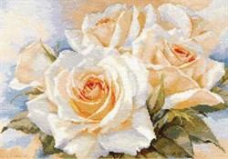 """""""Белые розы""""  """"Алиса""""  2-32 - фото 70052"""