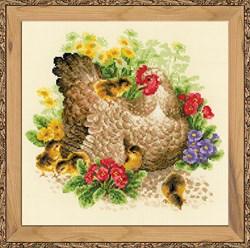 'Курица'  'RIOLIS'  1480 - фото 70581