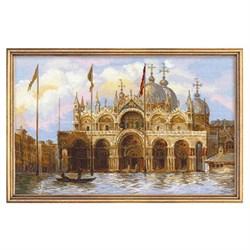 'Венеция. Площадь Сан-Марко' 'RIOLIS' 1127   - фото 72679