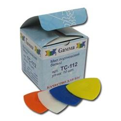 Мел портновский  восковой цветной 1шт - фото 73125