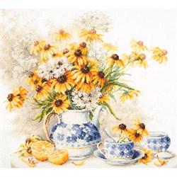 """""""Цветочный чай""""    'Чудесная Игла'  50-08 - фото 73638"""