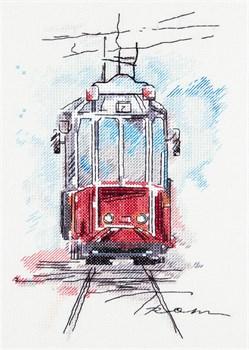 Набор для вышивания 'PANNA' ГМ-1923   'Городской трамвай' - фото 73881
