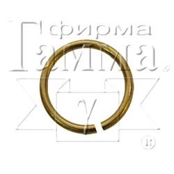 Кольцо  d внутр. 18 мм  25 шт - фото 75065