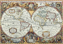 'Географическая карта мира' 'PANNA' ПЗ-1842   - фото 75726