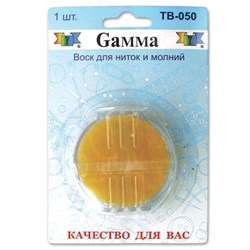 Воск для ниток 'Gamma'  TB-050    - фото 75948