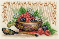 'Садовые ягоды'  'PANNA' НХ-1812 - фото 76474