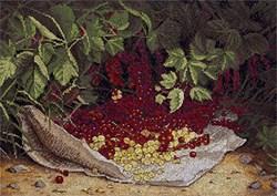 'Спелая смородина' 'PANNA' ВХ-1693 - фото 78185