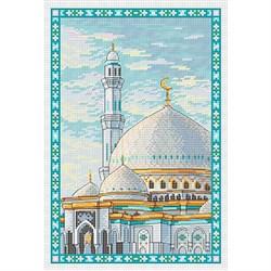 """""""Мечеть Хазрет Султан"""" """"М.П.Студия"""" М-078  - фото 78463"""