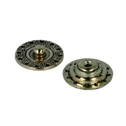 Кнопки пришивные металлические  'Gamma'  d 21 мм  1 шт. - фото 87111