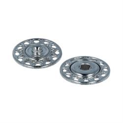Кнопки пришивные KLY-18   металл   'Gamma'  d 18 мм  1шт. - фото 87113