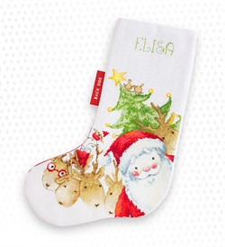 "Набор для вышивания  ""Дед Мороз"" ""Luca-S""  PM1225 - фото 87189"