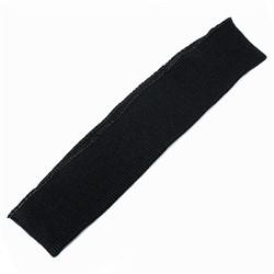Подвяз 8х70 см (100% ПАН) цвет  534/0 черный 1  шт