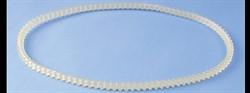 Ремень для бытовых швейных машин  зубчатый двухсторонний 115 мм