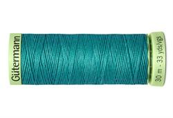 Нить Top Stitch отделочная, 30 м, 100% п/э, цвет: 107 мелисса, 1 кат.