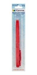 Ручка для ткани красная с термоисчезающими чернилами  1 шт.