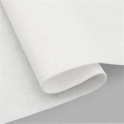 Фетр мягкий листовой Астра, 2 мм, 260 гр, 20х30 см белый 1 лист