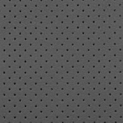 Кожа искусственная перфорированная 20*30 см, толщ. 0,85 мм, цвет шоколад 1 шт.