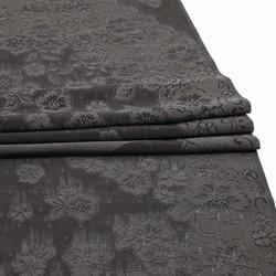 Ткань эластичная бельевая 34 см цвет: темно-коричневый  1 м