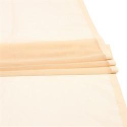 Ткань эластичная бельевая 36 см цвет: бежевый 1 м