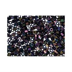 "Бисер ""TOHO"" 11/0 HEXAGON 2,2 мм 0085 коричневый  5 г."