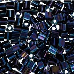 """Бисер """"TOHO"""" 11/0 TRIANGLE 2,2 мм 0082 синий  5 г."""