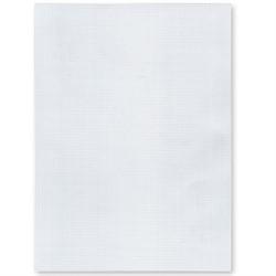 Канва пластиковая полупрозрачная 21*28 см 1 лист