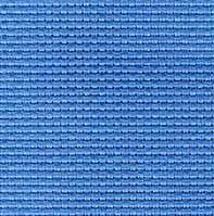 Канва Aida 11 голубая 30х40 см  1 шт