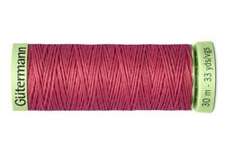 Нить Top Stitch отделочная, 30 м, 100% п/э,  цвет: 081 клевер, 1 кат.