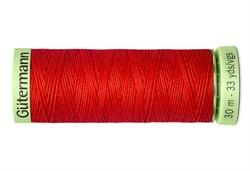 Нить Top Stitch отделочная, 30 м, 100% п/э, цвет: 364 красно-лососевый 1 кат.