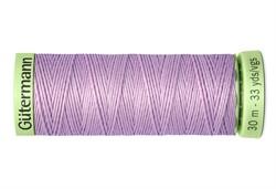 Нить Top Stitch отделочная, 30 м, 100% п/э, цвет: 441 розовая лаванда  1 кат.