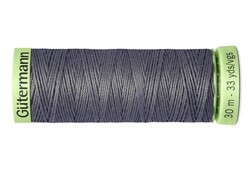 Нить Top Stitch отделочная, 30 м, 100% п/э, цвет: 701 перламутрово-грифельный 1 кат.