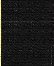 Канва Aida 14 черная с разметкой 100*50 см  1 шт