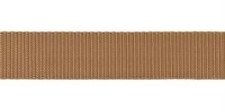 Стропа (ременная лента) 30 мм, цвет кремовый,  2.5 м