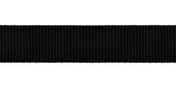 Стропа (ременная лента) 30 мм, цвет черный, 2.5 м